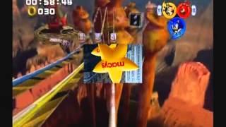 Sonic Heroes / Kraft Mac