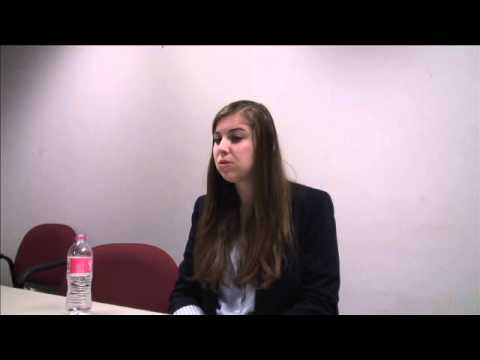 Sarah Louise Marriott Union Board Candidate Interview
