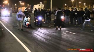 Suzuki Hayabusa vs Harley Road Glide