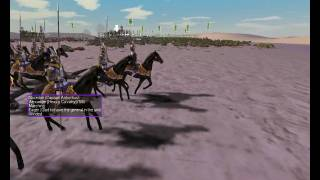 Rome Total War - Alexander The Battle of Gaugamela