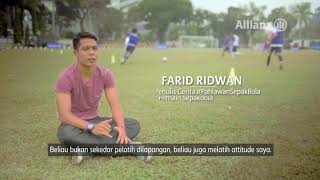 Download Video Allianz Junior Football Camp 2017 - Pahlawan Sepakbola - Coach Imam Nugraha MP3 3GP MP4