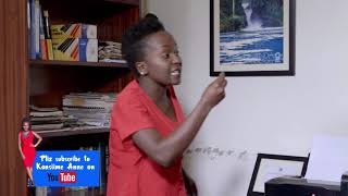 The Communal Children. Kansiime Anne. African Comedy