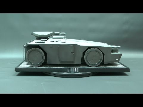 HCG Aliens M577 Armored Personnel Carrier (APC) Review By Movie Figures