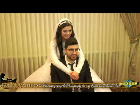 Ashkenazi/Sephardic Wedding, Ateret Mordechai, Brooklyn, NY