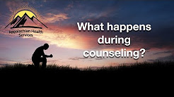 What happens during opioid addiction counseling?
