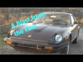 Reviewing my Datsun 280ZX!