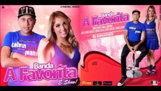BANDA A FAVORITA É SHOW CD PROMOCIONAL 2015 COMPLETO