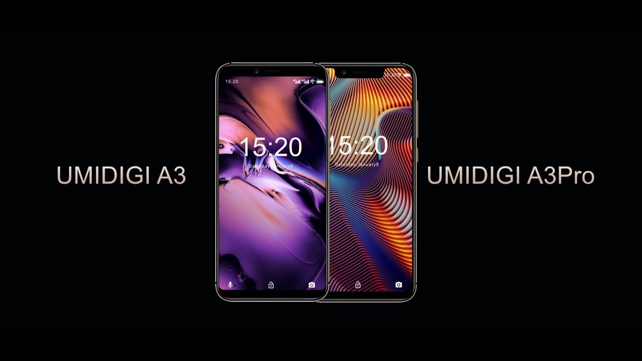 Introducing Entry-level Beasts: UMIDIGI A3 and UMIDIGI A3 Pro