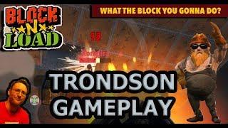 Block N Load Gameplay - PART 496 - TRONDSON GAMEPLAY ON LAKE HOUSE