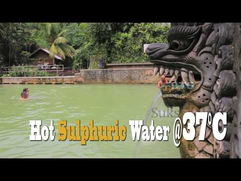 Hot Spring of Bali, Best Public Hot Spring in the world  -- Banjar