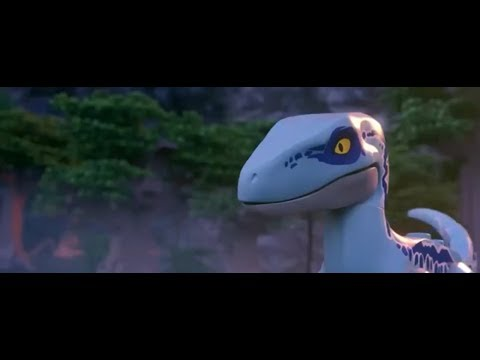 LEGO Jurassic World Fallen Kingdom Full Short Movie