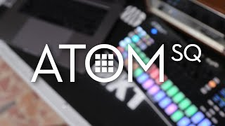 ATOM SQ: A complete music production package with Studio One Artist and Ableton Live Lite!