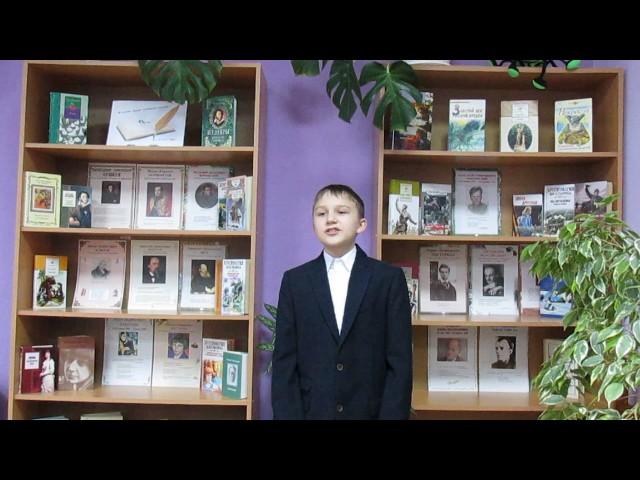 Изображение предпросмотра прочтения – ЕгорКолтышев читает произведение «Волк на псарне» И.А.Крылова