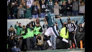 WE SKOL'd DAT A#%...Nick Foles Tears Vikings Up, Eagles Advance to Super Bowl LII!!!