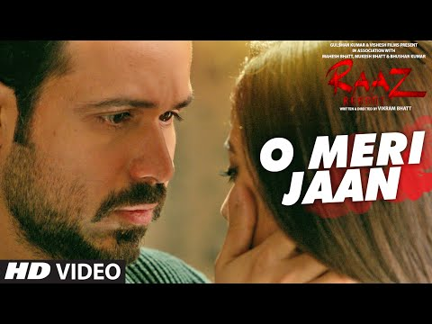 O Meri Jaan Song Lyrics From Raaz Reboot