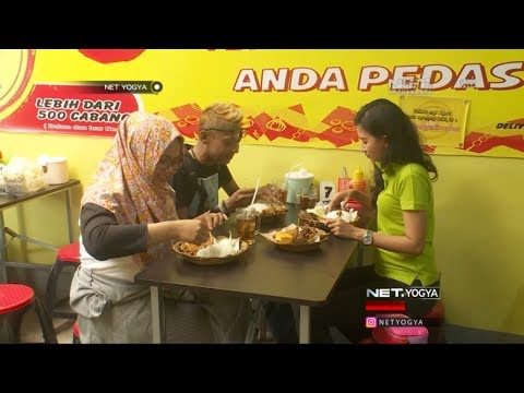 Sensasi Kelezatan Ayam Gepuk Pak Gembus - NET YOGYA