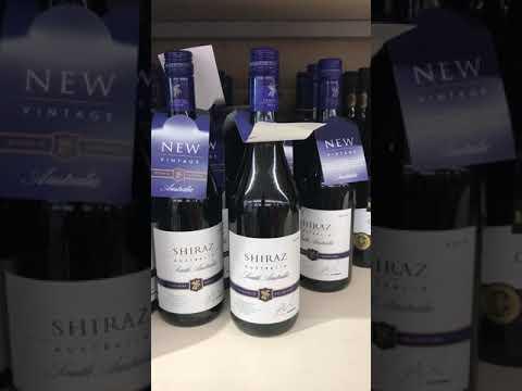 Aldi Wine Review Exquisite Collection South Australian Shiraz
