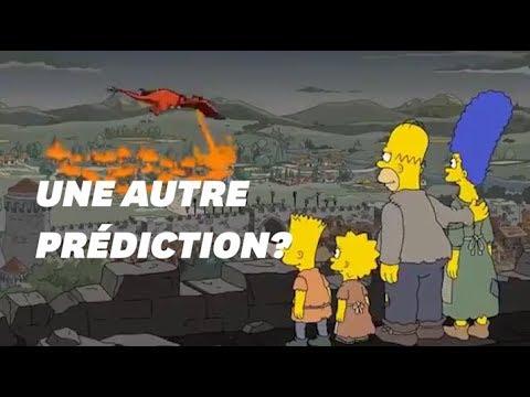"""L'épisode 5 de """"Game of Thrones"""" était prédit par """"Les Simpson"""""""