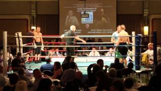 005 Kevin Ballantyne (Holyrood Boxing Club, Edinburgh)  v Gary  Murray (SK Boxing Promotions)