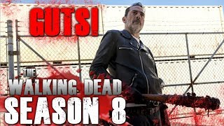 The Walking Dead Season 8 Episode 11 Dead or Alive or - Video Review!