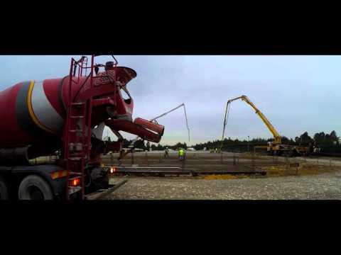 Grupo Tavares | ABTF Betão - pavimentos industriais