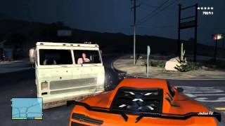 Shadow Child Ft. Tymer  '23' Grand Theft Auto 5 Police Chase