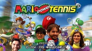 Digi vs. Friends - Mario Power Tennis One-Off!
