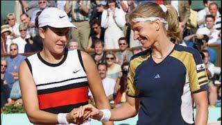 Steffi Graf vs Monica Seles 1999 RG Highlights