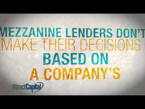 Mezzanine Funding brought to you by Attract Capital | Mezzanine Lending