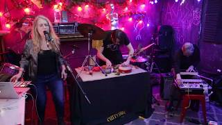 Hans Tammen, Dafna Naphtali, Joe Hertenstein - Bushwick Improvised Music - Dec 10 2018