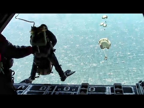 Air Force Search & Rescue Over Water • RAMZ