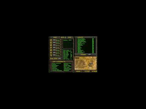 Fallout: Sonora - Гайд по Созданию и Развитию Персонажа