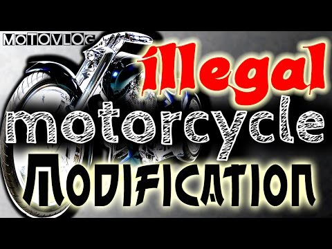 Modified bikes Legal or Illegal ?  | MotoVLog | Royal Enfield Continental GT