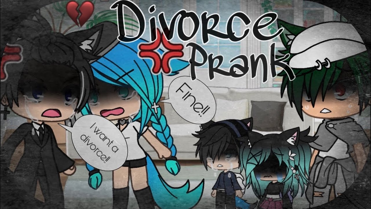 Download Divorce prank on kids ll Gacha Life (READ MY COMMENT)