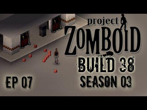 PROJECT ZOMBOID Season 3   Gassy   Ep 07    Let's Play Project Zomboid
