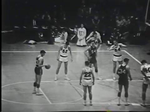 1964 IHSAA State Championship: Lafayette Jefferson 58, Huntington 55