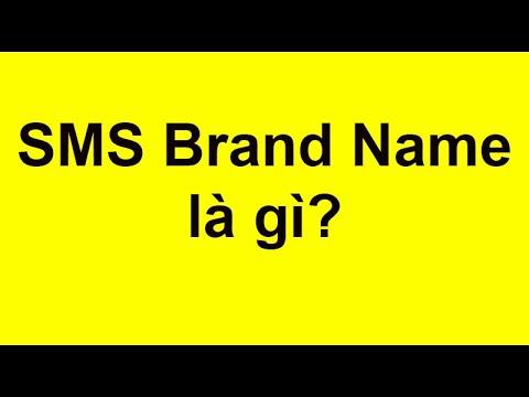 SMS Brand Name là gì? Vì sao nên sử dụng dịch vụ tin nhắn thương hiệu SMS Brandname?