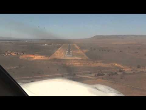 Landing Port Augusta (YPAG) Runway 15