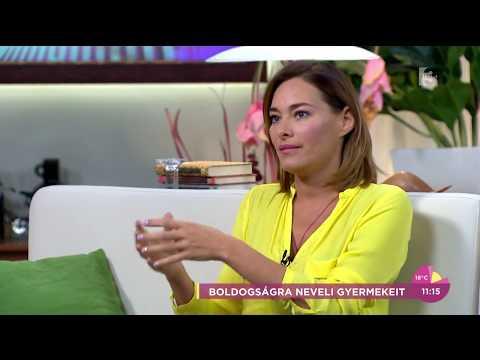 Görög Zita nem titkolja el gyerekei elől, ha nehezebb időszakot él át  tv2.hufem3cafe