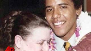 Obama's Grandmother Dies Day Before Election