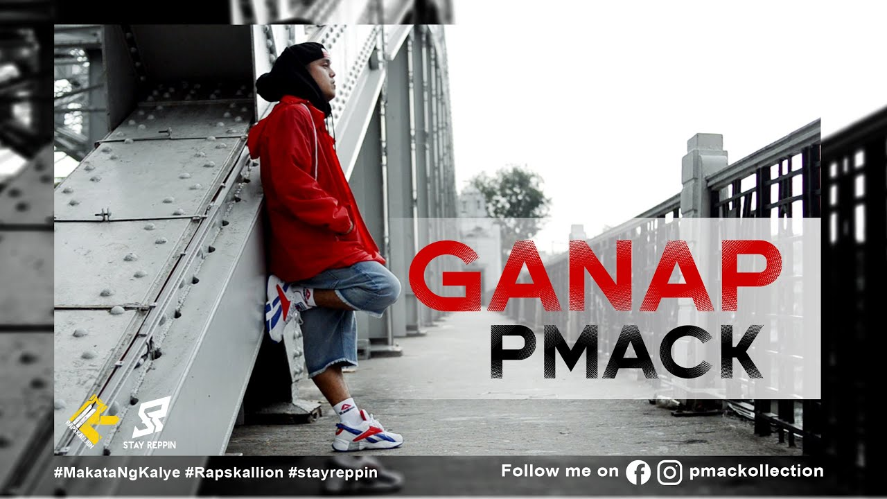 Download Ganap - Pmack (Official Music Video)