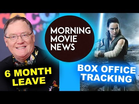 John Lasseter Allegations & 6 Month Leave, The Last Jedi Box Office Predictions