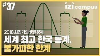 2018 최진기의 생존경제 -  세계 최고 한국 통계, 불가피한 한계