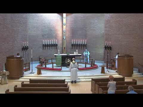 Atonement Lutheran August 15-16 8:15 2020