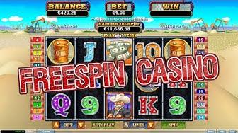 Texan Tycoon - Freespin Casino