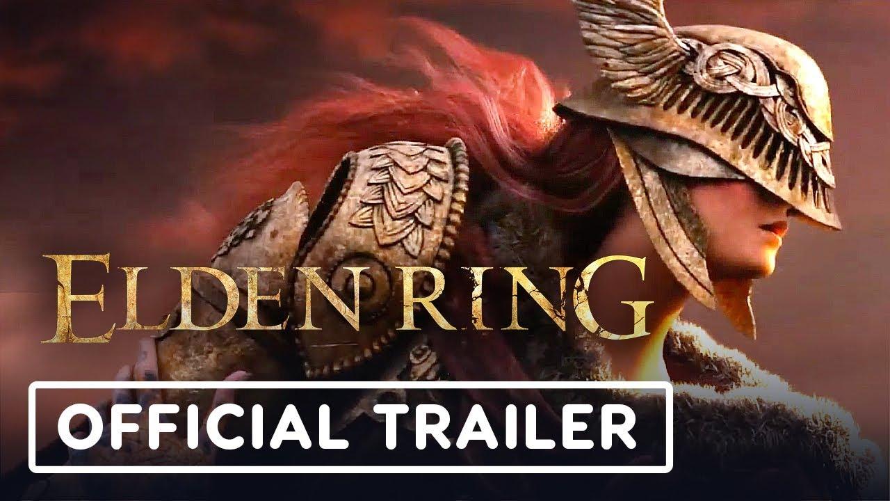 Elden Ring Official Reveal Trailer - E3 2019 - YouTube