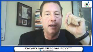 Newsjacking and David Meerman Scott - Market Science