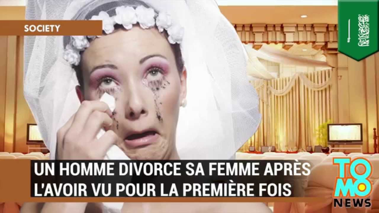mariage arrang fail un homme divorce sa femme apr s avoir d couvert son visage youtube. Black Bedroom Furniture Sets. Home Design Ideas