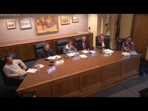 Kaysville City Council 4/10/2019