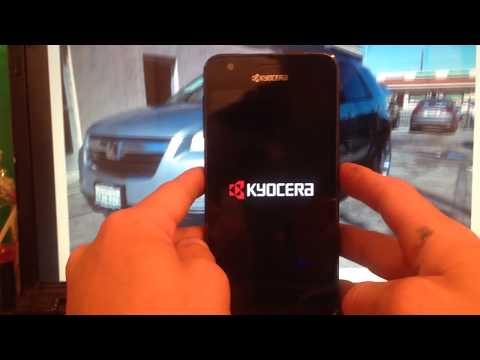 How to Hard Reset Kyocera Hydro Wave